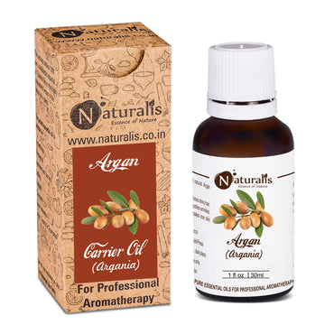 Argan Carrier Oil by Naturalis - Pure Natural - Naturalis