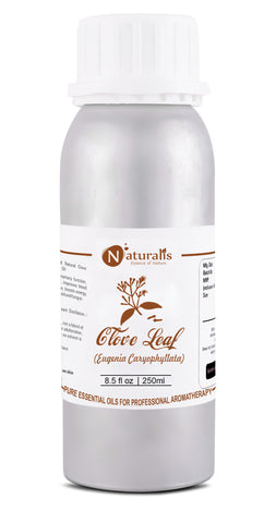 Clove Leaf Essential Oil by Naturalis - Pure & Natural