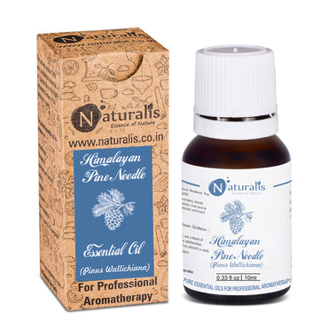 Himalayan Pine Needle Needle Essential Oil by Naturalis - Pure & Natural - Naturalis