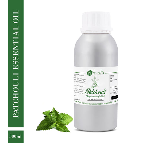 Patchouli Essential Oil by Naturalis - Pure & Natural