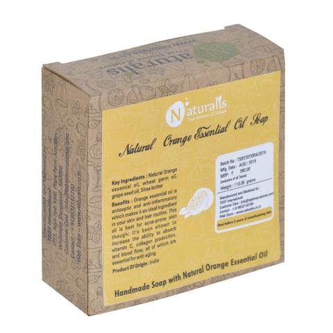 Handmade Soap with Natural Essential Oil Pack of Fifteen