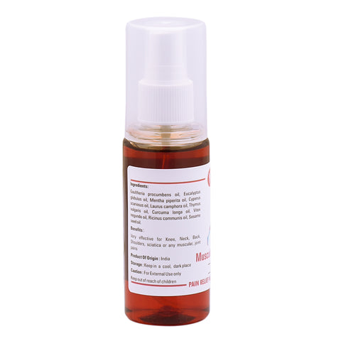 Muscle and Joint Pain Relief Oil 100 Ml