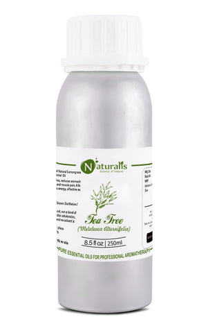Tea Tree Essential Oil by Naturalis - Pure & Natural - Naturalis
