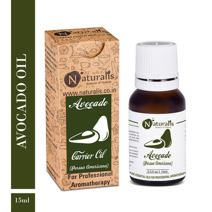 Avocado Carrier Oil by Naturalis - Pure Natural
