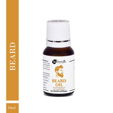 Beard Oil For Hair Growth and Repair by Naturalis