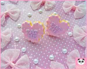 Eat Me Cookie Ring - plushiepink