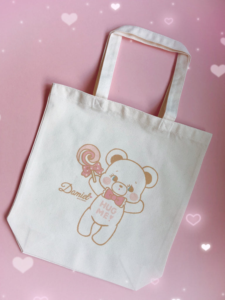 Domiel Tote Bag
