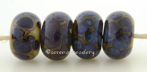 Motion Khaki lampwork glass beads with deep purple frit.Bead Size: 6x11-12 or 7x13-14 mmHole Size: 2.5 mmprice is for one bead with a discount for 4 or more 11-12 mm,Glossy,13-14 mm,Glossy,11-12 mm,Matte,13-14 mm,Matte