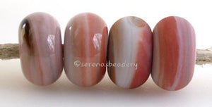 Painted Dessert Color Notes: an oddlot color that is no longer in production - once its gone, there will be no more 5x10 mm Available shapes and sizes:Round Bead Shapes: Available to order 8 to 15 mm with hole sizes ranging from 1.5 to 5 mm. See drop down menu for the exact options. Shown here in 8, 9 and 10 mm with both a 2.5 mm and 1.5 mm hole. 4 and 5 mm holes will fit European Charm style jewelry.Also available in a wavy disk or bead cap:. Pressed bead shapes:Lentil - 12x13 mm in size with a 1.5mm hole.