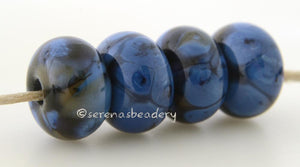 Denim Black black and blue lampwork beads price is for one bead with a discount for 4 or more 6x12mm with a 2.5mm hole 11-12 mm,Glossy,13-14 mm,Glossy,11-12 mm,Matte,13-14 mm,Matte