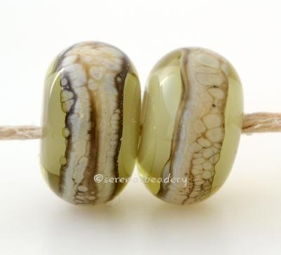 Mojito Granite White Heart A mojito green white heart bead with a stripe of silvered ivory granite6x12 mmprice is per bead Glossy,Matte
