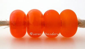 Mystic Orange Color Notes: Mystic colors have a wonderful almost vintage givre look to them. There is a streak of opaque color within the transparent color. 5x10 mm Available shapes and sizes:Round Bead Shapes: Available to order 8 to 15 mm with hole sizes ranging from 1.5 to 5 mm. See drop down menu for the exact options. Shown here in 8, 9 and 10 mm with both a 2.5 mm and 1.5 mm hole. 4 and 5 mm holes will fit European Charm style jewelry.Also available in a wavy disk or bead cap:. Pressed bead shapes:Len