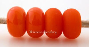 Opal Orange Color Notes: bright orange 5x10 mm Available shapes and sizes:Round Bead Shapes: Available to order 8 to 15 mm with hole sizes ranging from 1.5 to 5 mm. See drop down menu for the exact options. Shown here in 8, 9 and 10 mm with both a 2.5 mm and 1.5 mm hole. 4 and 5 mm holes will fit European Charm style jewelry.Also available in a wavy disk or bead cap:. Pressed bead shapes:Lentil - 12x13 mm in size with a 1.5mm hole.: Pillow 13 mm square with a 1.5 mm hole.: Tab: Default Title