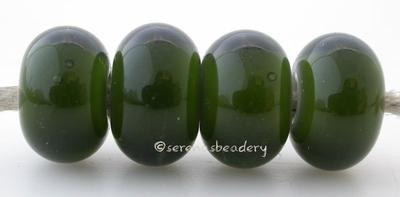 Slytherin White Heart deep slytherin green with a white heart6x12 mmprice is per bead Glossy,Matte