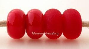 Strawberry Color Notes: bright red 5x10 mm Available shapes and sizes:Round Bead Shapes: Available to order 8 to 15 mm with hole sizes ranging from 1.5 to 5 mm. See drop down menu for the exact options. Shown here in 8, 9 and 10 mm with both a 2.5 mm and 1.5 mm hole. 4 and 5 mm holes will fit European Charm style jewelry.Also available in a wavy disk or bead cap:. Pressed bead shapes:Lentil - 12x13 mm in size with a 1.5mm hole.: Pillow 13 mm square with a 1.5 mm hole.: Tab: Default Title