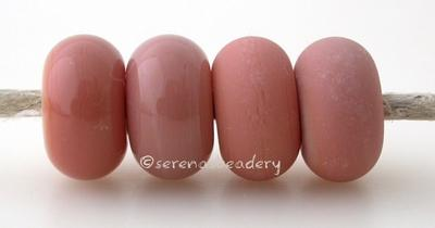 Powder Pink Color Notes: terra cotta pink 5x10 mm Available shapes and sizes:Round Bead Shapes: Available to order 8 to 15 mm with hole sizes ranging from 1.5 to 5 mm. See drop down menu for the exact options. Shown here in 8, 9 and 10 mm with both a 2.5 mm and 1.5 mm hole. 4 and 5 mm holes will fit European Charm style jewelry.Also available in a wavy disk or bead cap:. Pressed bead shapes:Lentil - 12x13 mm in size with a 1.5mm hole.: Pillow 13 mm square with a 1.5 mm hole.: Tab: Default Title