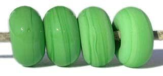 Nile Green Color Notes: bright lime green 5x10 mm Available shapes and sizes:Round Bead Shapes: Available to order 8 to 15 mm with hole sizes ranging from 1.5 to 5 mm. See drop down menu for the exact options. Shown here in 8, 9 and 10 mm with both a 2.5 mm and 1.5 mm hole. 4 and 5 mm holes will fit European Charm style jewelry.Also available in a wavy disk or bead cap:. Pressed bead shapes:Lentil - 12x13 mm in size with a 1.5mm hole.: Pillow 13 mm square with a 1.5 mm hole.: Tab: Default Title
