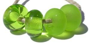 Light Grass Green Color Notes: a pale, yellowish green 5x10 mm Available shapes and sizes:Round Bead Shapes: Available to order 8 to 15 mm with hole sizes ranging from 1.5 to 5 mm. See drop down menu for the exact options. Shown here in 8, 9 and 10 mm with both a 2.5 mm and 1.5 mm hole. 4 and 5 mm holes will fit European Charm style jewelry.Also available in a wavy disk or bead cap:. Pressed bead shapes:Lentil - 12x13 mm in size with a 1.5mm hole.: Pillow 13 mm square with a 1.5 mm hole.: Tab: Default Title