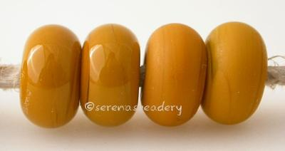 Butternut Color Notes: butternut squash with a hint of brown 5x10 mm Available shapes and sizes:Round Bead Shapes: Available to order 8 to 15 mm with hole sizes ranging from 1.5 to 5 mm. See drop down menu for the exact options. Shown here in 8, 9 and 10 mm with both a 2.5 mm and 1.5 mm hole. 4 and 5 mm holes will fit European Charm style jewelry.Also available in a wavy disk or bead cap:. Pressed bead shapes:Lentil - 12x13 mm in size with a 1.5mm hole.: Pillow 13 mm square with a 1.5 mm hole.: Tab: Default