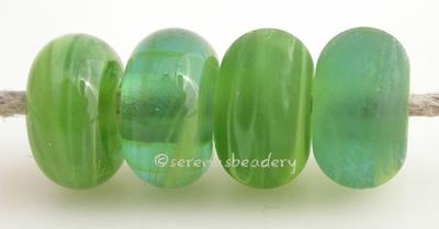 Kiwi Color Notes: swirly green 5x10 mm Available shapes and sizes:Round Bead Shapes: Available to order 8 to 15 mm with hole sizes ranging from 1.5 to 5 mm. See drop down menu for the exact options. Shown here in 8, 9 and 10 mm with both a 2.5 mm and 1.5 mm hole. 4 and 5 mm holes will fit European Charm style jewelry.Also available in a wavy disk or bead cap:. Pressed bead shapes:Lentil - 12x13 mm in size with a 1.5mm hole.: Pillow 13 mm square with a 1.5 mm hole.: Tab: Default Title