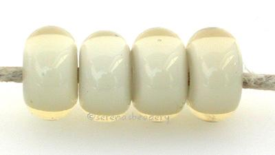Light Brown White Heart light brown with a white heart6x12 mmprice is per bead Glossy,Matte