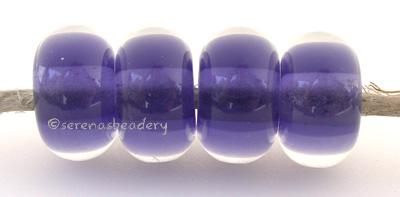Ink Blue Heart Ink Blue heart - this really helps tone down this color and enhance this lovely shade!!6x12 mmprice is per bead Glossy,Matte