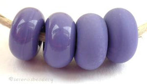 Lilac Purple Color Notes: Available shapes and sizes:Round Bead Shapes: Available to order 8 to 15 mm with hole sizes ranging from 1.5 to 5 mm. See drop down menu for the exact options. Shown here in 8, 9 and 10 mm with both a 2.5 mm and 1.5 mm hole. 4 and 5 mm holes will fit European Charm style jewelry.Also available in a wavy disk or bead cap:. Pressed bead shapes:Lentil - 12x13 mm in size with a 1.5mm hole.: Pillow 13 mm square with a 1.5 mm hole.: Tab: Default Title