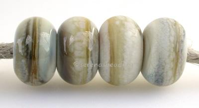 Avacado Marble Color Notes: an oddlot color that is no longer in production - once its gone, there will be no more 5x10 mm Available shapes and sizes:Round Bead Shapes: Available to order 8 to 15 mm with hole sizes ranging from 1.5 to 5 mm. See drop down menu for the exact options. Shown here in 8, 9 and 10 mm with both a 2.5 mm and 1.5 mm hole. 4 and 5 mm holes will fit European Charm style jewelry.Also available in a wavy disk or bead cap:. Pressed bead shapes:Lentil - 12x13 mm in size with a 1.5mm hole.: