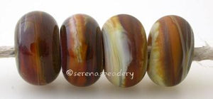Calico Color Notes: brown and ivory streaky 5x10 mm Available shapes and sizes:Round Bead Shapes: Available to order 8 to 15 mm with hole sizes ranging from 1.5 to 5 mm. See drop down menu for the exact options. Shown here in 8, 9 and 10 mm with both a 2.5 mm and 1.5 mm hole. 4 and 5 mm holes will fit European Charm style jewelry.Also available in a wavy disk or bead cap:. Pressed bead shapes:Lentil - 12x13 mm in size with a 1.5mm hole.: Pillow 13 mm square with a 1.5 mm hole.: Tab: Default Title