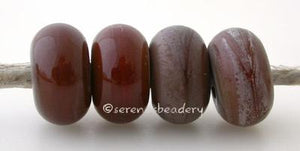 Mocha Color Notes: chocolate brown 5x10 mm Available shapes and sizes:Round Bead Shapes: Available to order 8 to 15 mm with hole sizes ranging from 1.5 to 5 mm. See drop down menu for the exact options. Shown here in 8, 9 and 10 mm with both a 2.5 mm and 1.5 mm hole. 4 and 5 mm holes will fit European Charm style jewelry.Also available in a wavy disk or bead cap:. Pressed bead shapes:Lentil - 12x13 mm in size with a 1.5mm hole.: Pillow 13 mm square with a 1.5 mm hole.: Tab: Default Title
