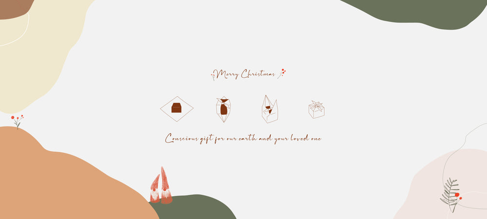 【Pre-order】Eco-hamper for Christmas | Conscious gift for our earth and your loved one