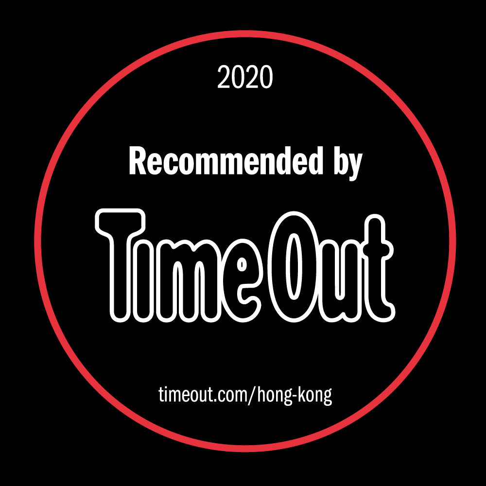 "Slowood has been selected as ""Time Out Recommended 2020"""