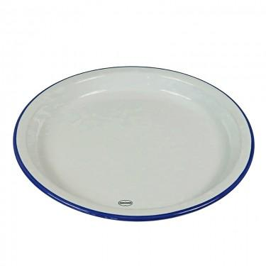 Cabanaz - White Large Plate