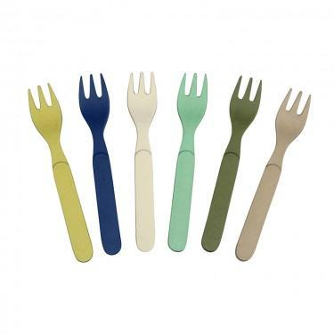 Forkful of Colour Fork Set