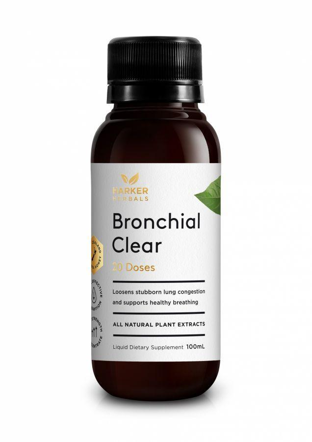 Harker Herbals - Bronchial Clear