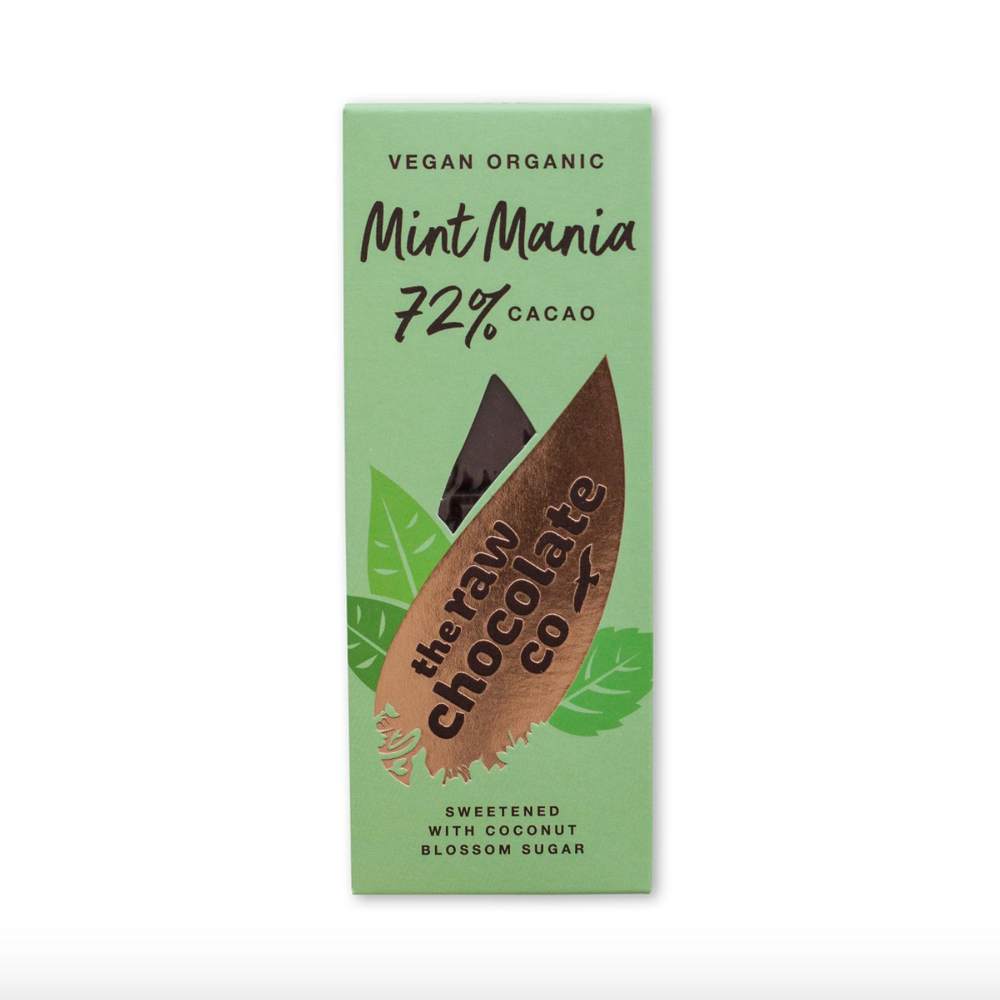 Raw Chocolate Mint Mania Bar (38g)