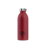 24 Bottles - Clima Bottle 500ML Country Red
