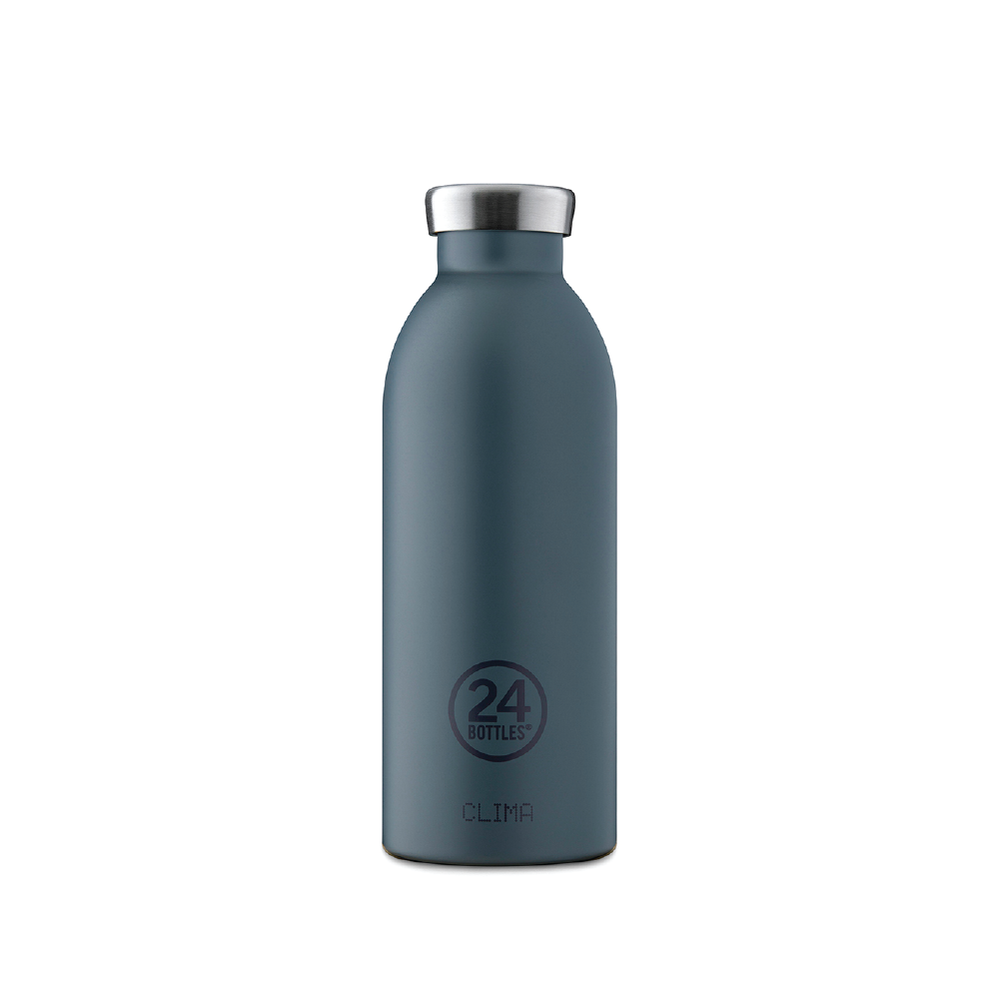 24 Bottles - Clima Bottle 500ML Formal Grey