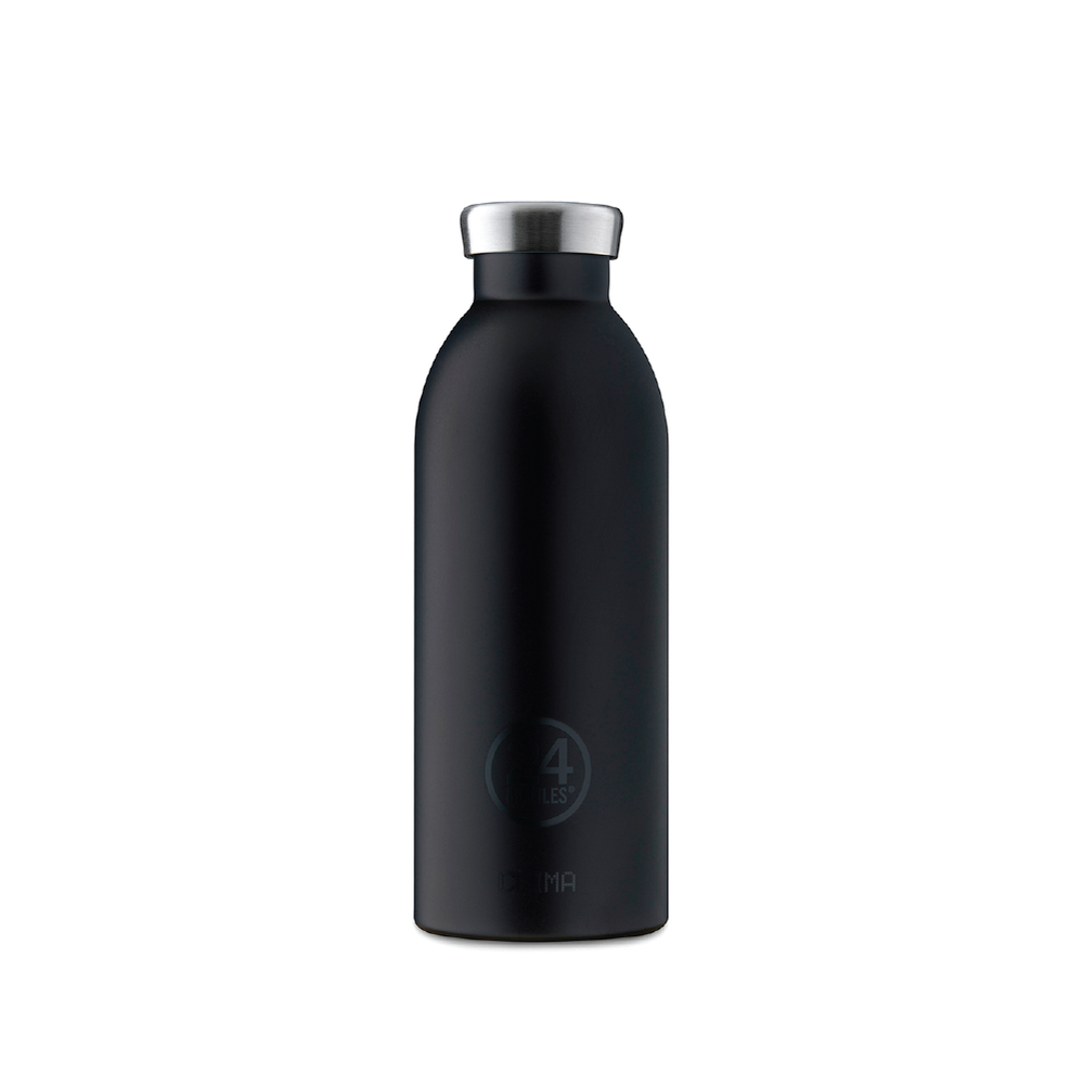 24 Bottles - Clima Bottle 500ML Tuxedo Black