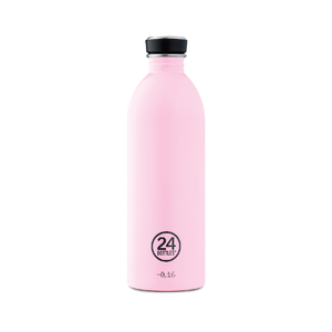 24 Bottles - Urban Bottle 1L Candy Pink