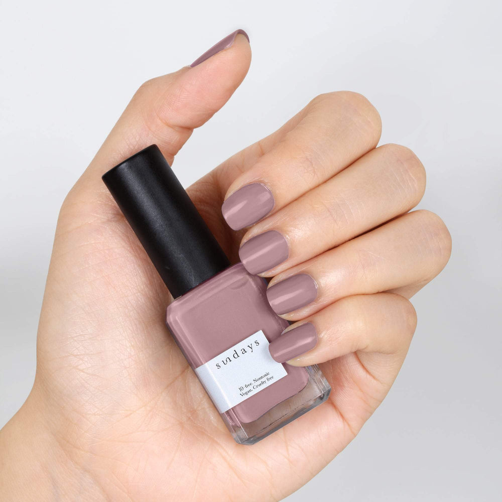 Sundays -No.26 Mauve