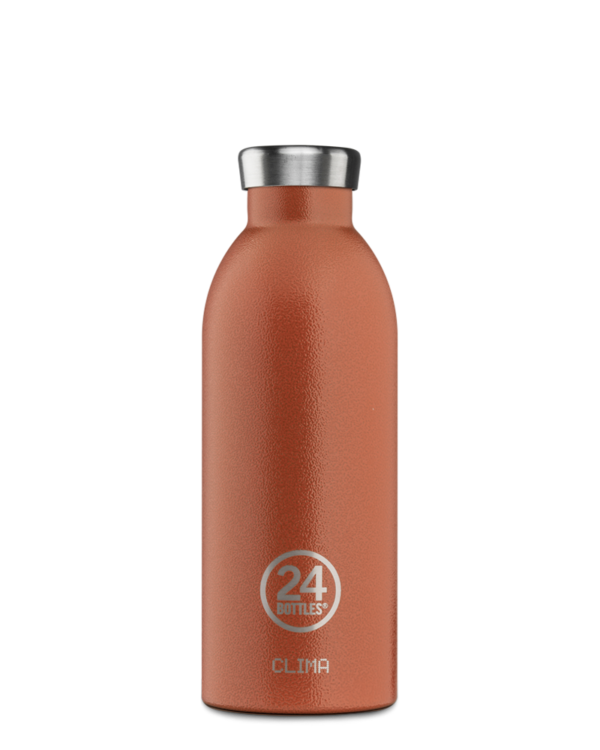 Clima Bottle 500ML Sunset Orange