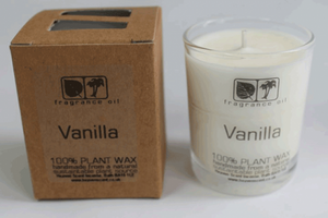Heaven Scent - Vanilla Votive Candle
