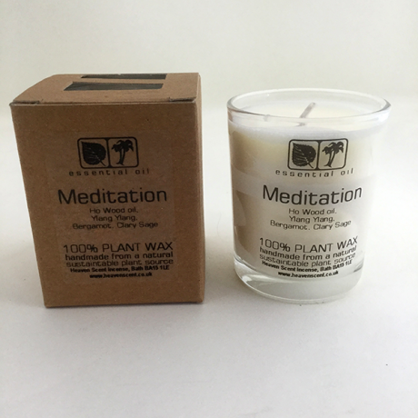 Meditation Votive 9cl Candle