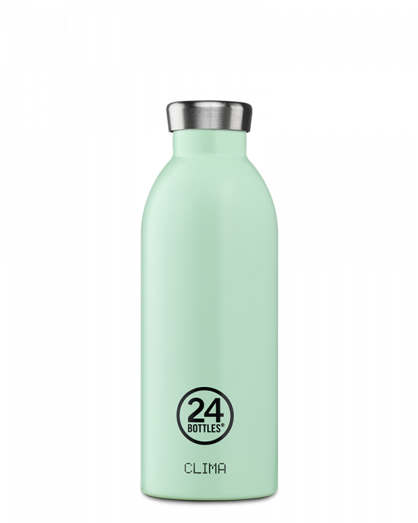24 Bottles - Clima Bottle 500ML Aqua Green