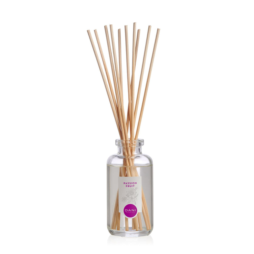 DANI Naturals - Passion Fruit Fragrance Reed Diffuser