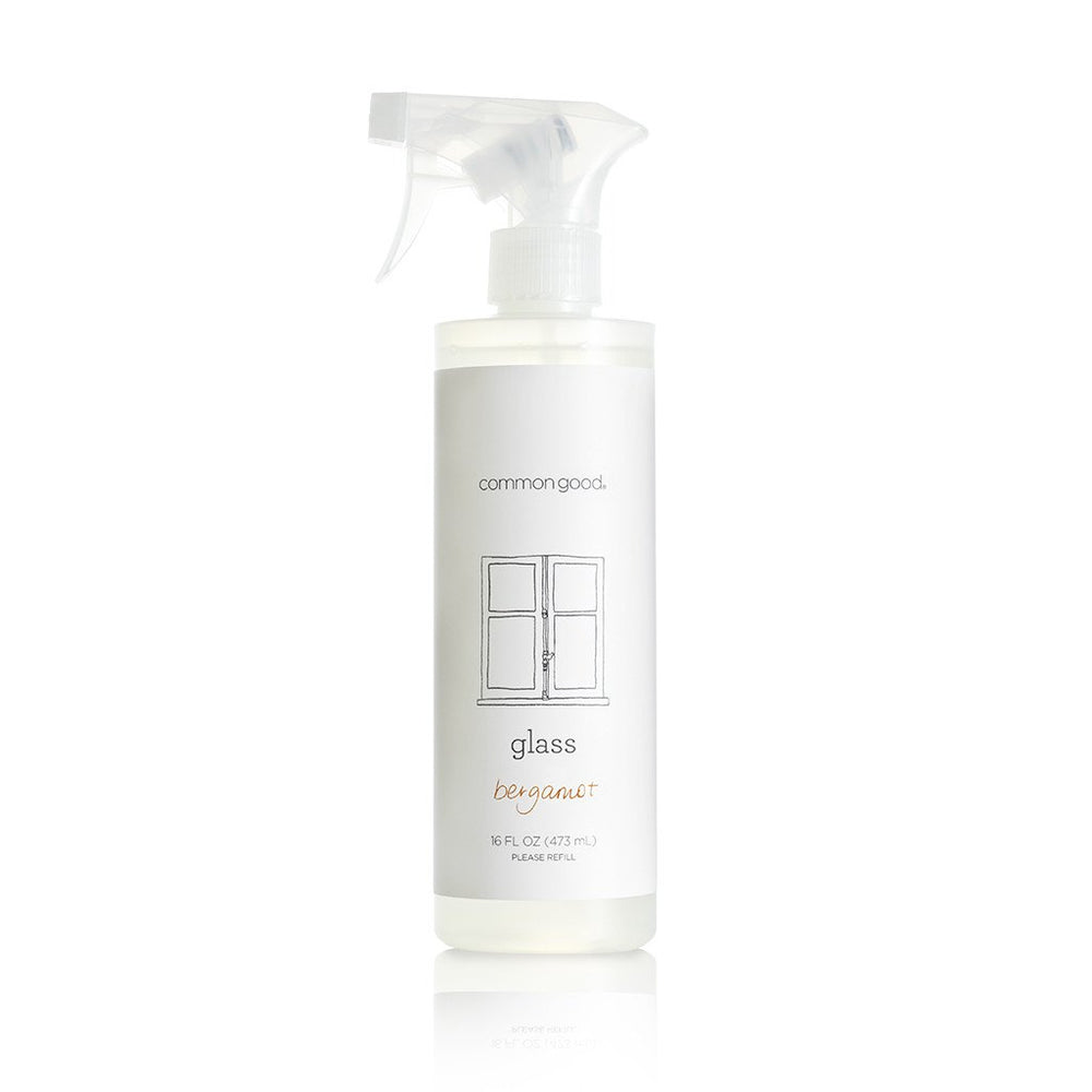 glass cleaner bergamot 16oz (473ml)