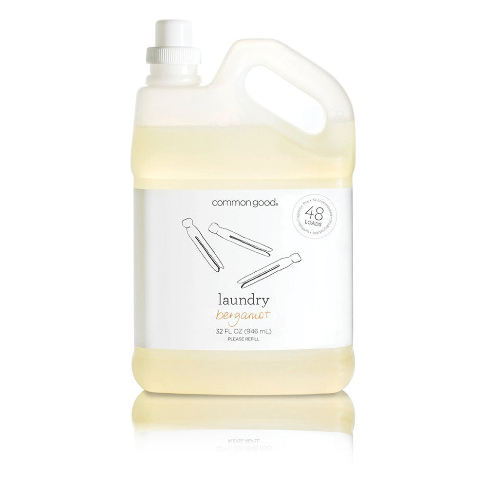 Common Good - Laundry Detergent Bergamot