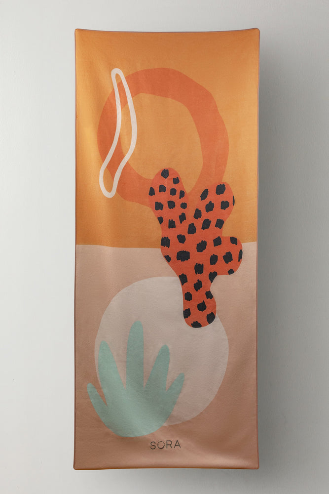 SORA - Multi-purpose towel - Coral