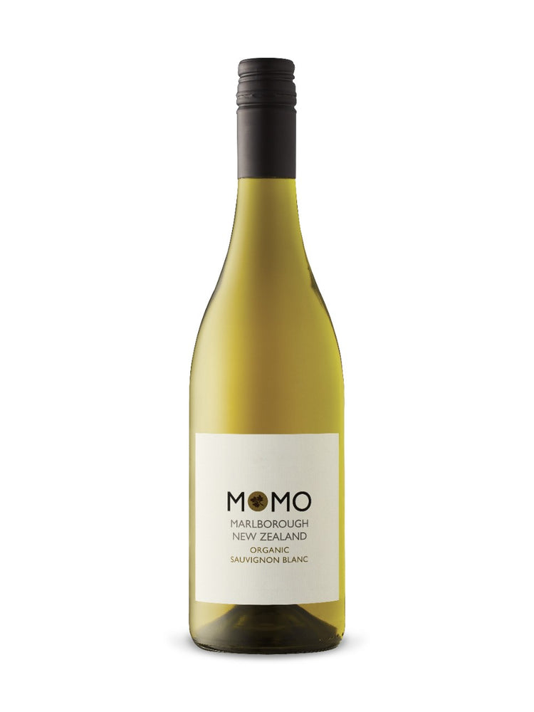 Momo Organic Sauvignon Blanc 2018, Marlborough, New Zealand
